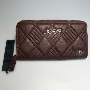 Joe's Jeans Bags - 🎉 CLEARANCE 🎉 Joe's Jeans Wallet In  Brown